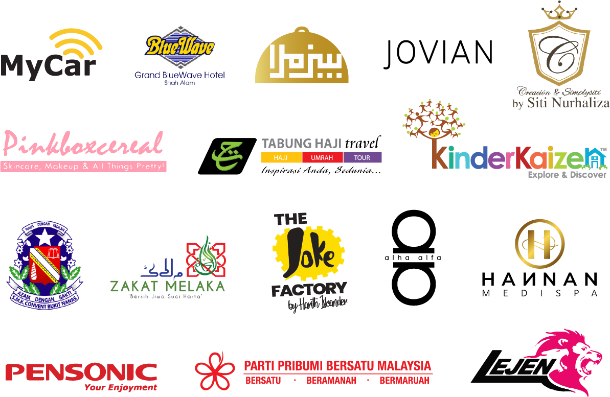Our merchants' logos